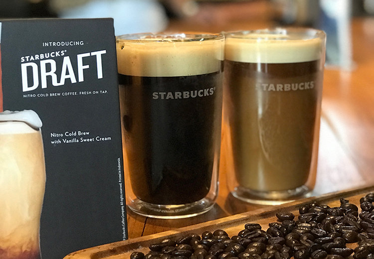 3 Secrets Behind The Goodness Of Starbucks Draft Nitro Cold