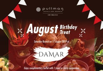August Birthday Treat at Pullman Ciawi Vimala Hills
