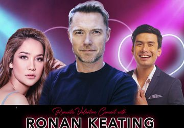 Romantic Valentine Concert with Ronan Keating