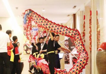 Chinese New Year Dinner at Grand Aston Yogyakarta Hotel & Convention Center