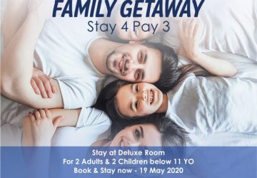 Family Getaway Package at Grand Aston Yogyakarta Hotel & Convention Center