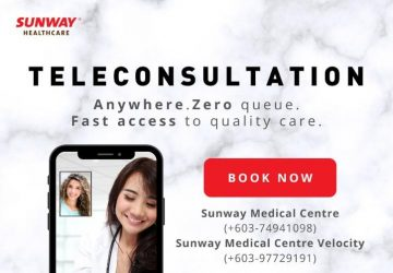 Teleconsultation for International Patients by Sunway Medical Center
