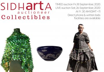 Sidharta Auctioneer: Collectibles LIVE Online Auction