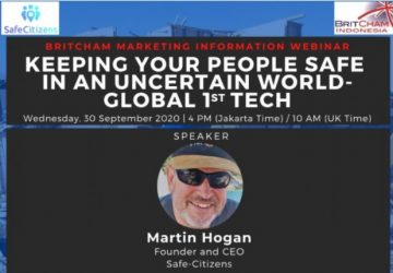 "Britcham Webinar ""Keeping Your People Safe in an Uncertain World"""