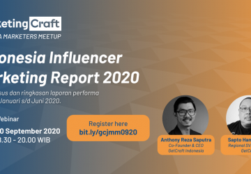 Jakarta Marketers Meetup: Indonesia Influencer Marketing Report 2020