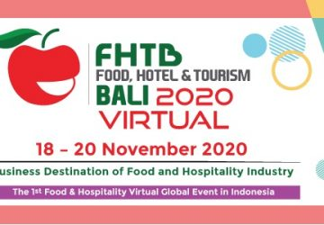 Food, Hotel & Tourism Bali 2020 Virtual