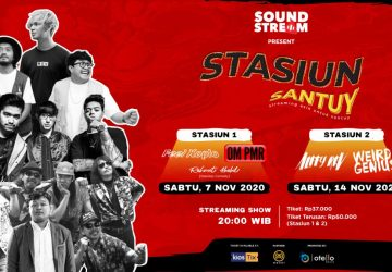 STASIUN SANTUY with Weird Genius and More