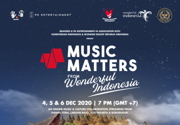 Music Matters from Wonderful Indonesia