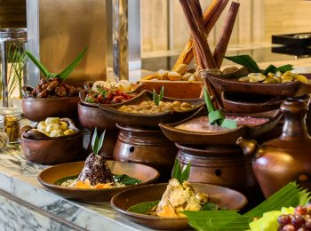 Ramadan Dinner Buffet at Yogyakarta Marriott Hotel