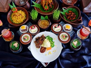 Luxury Ramadhan, An Intimate Iftar in a Family Style at The Atrium Hotel and Resort