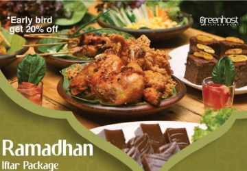 Ramadhan Promotions at Greenhost Boutique Hotel